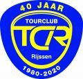Tourclub Rijssen Logo PMS 40jaar